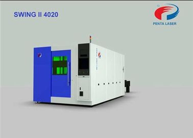 Water Cooling Sheet Metal Laser Cutting Machine 120m/Min CNC Control System