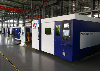 High Processing Ability Metal Laser Cutting Machine For Bolt Series , 200m/min Rapid Speed
